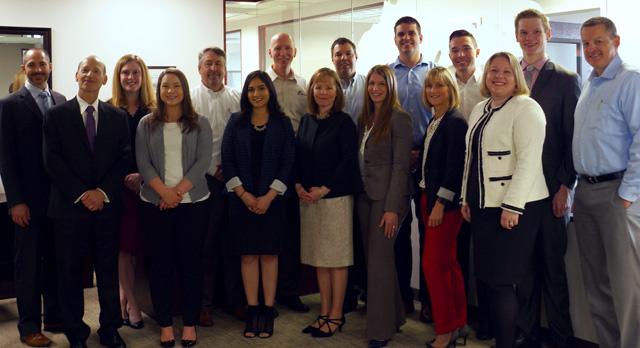 Eugene Office Group Photo